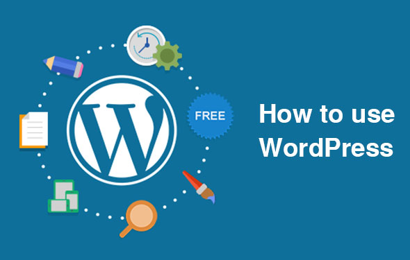 How to use WordPress