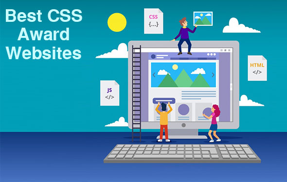 Know the Best CSS Award Websites