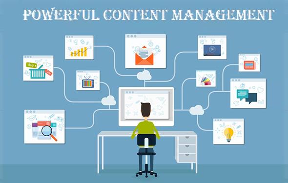 Powerful Content Management