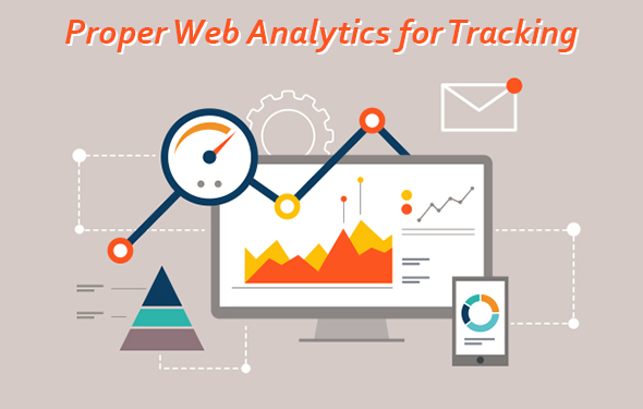 Proper Web Analytics for Tracking in UAE