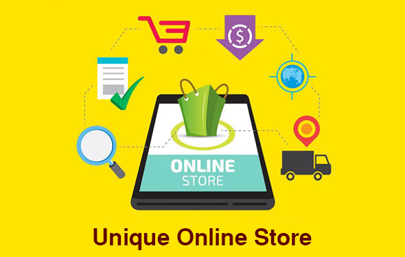 Create a Unique Online Store in 2019 in Dubai