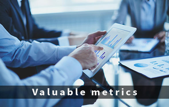 Valuable metrics