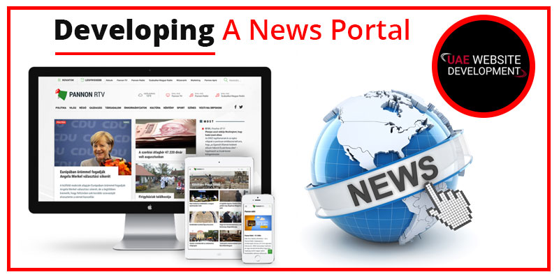 Developing A News Portal