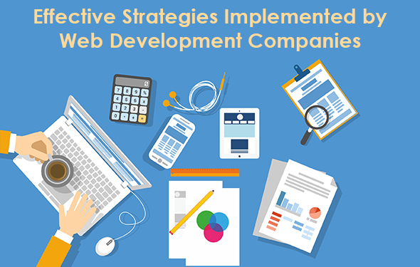 Effective Strategies Implemented by Web Development Companies