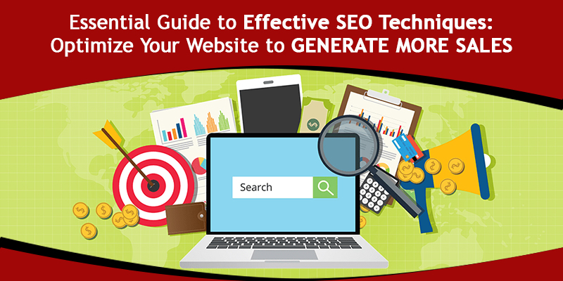 Effective SEO Techniques 2019