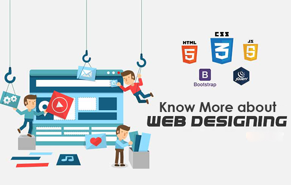 Know More about Web Designing