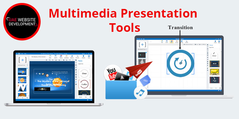 Multimedia Presentation Tools