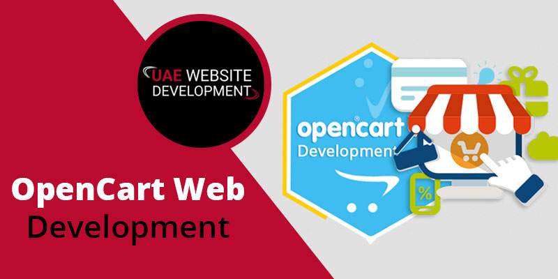 OpenCart web development