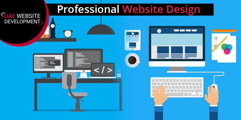 Professional Website Design Dubai