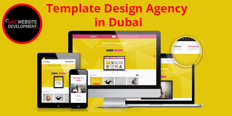 Template Design Agency in Dubai