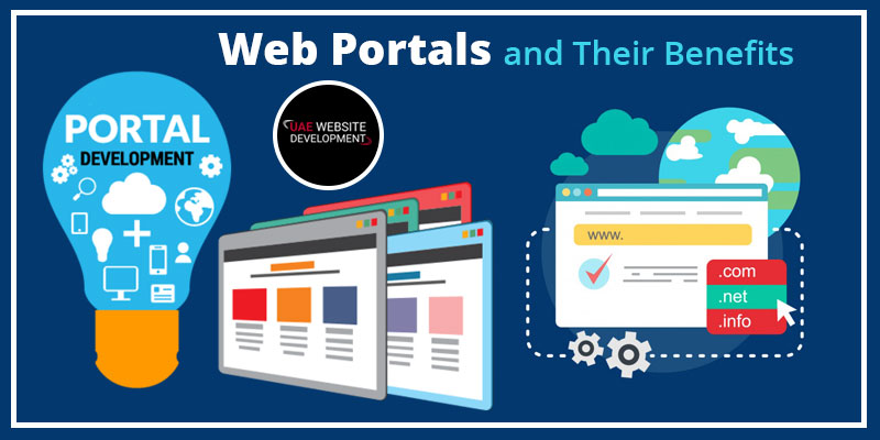 Web Portals and their Benefits