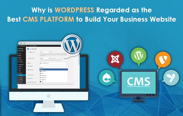 Why is WordPress Regarded as the Best CMS Platform to Build Your Business Website