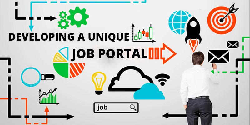 unique job portal