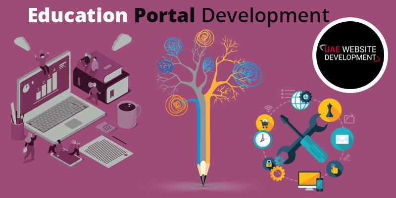 education portal development