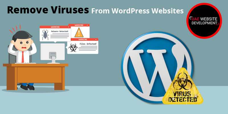 Remove Viruses from WordPress Websites