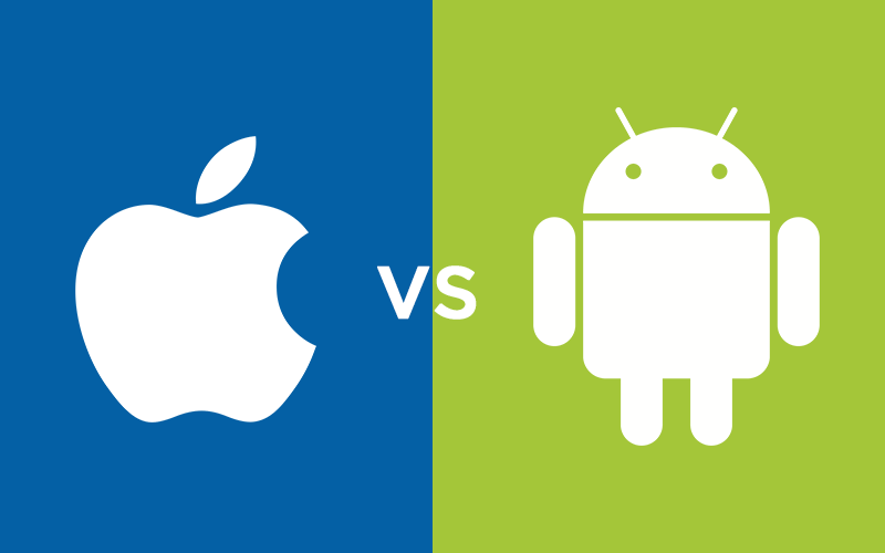 reasons why should you choose Android over iOS