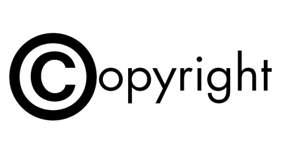 copyright logo guide