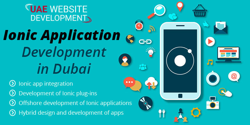 Ionic Application Development in Dubai