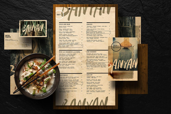 Restaurant menu card design Dubai,restaurant menu card printing