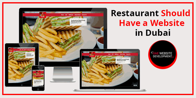 Why Your Restaurant Should Absolutely Have a Web Site