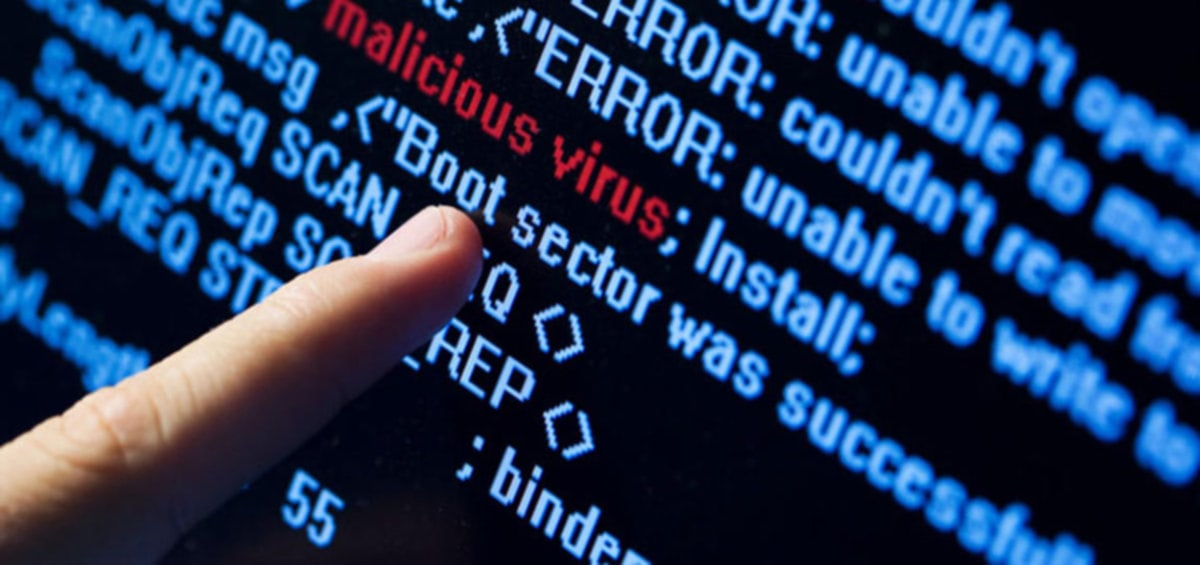 website virus removal services