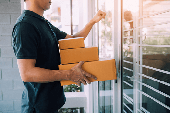 Courier Business in Dubai
