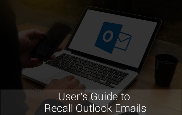 how to recall email in outlook