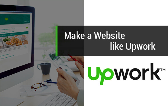How to Make a Website like Upwork in Dubai UAE