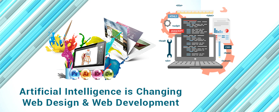 Artificial Intelligence is Changing Web Design & Web Developmen