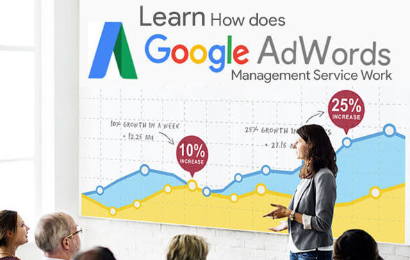 Learn how does Google AdWords Management Service