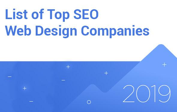 List of Top SEO Web Design Companies