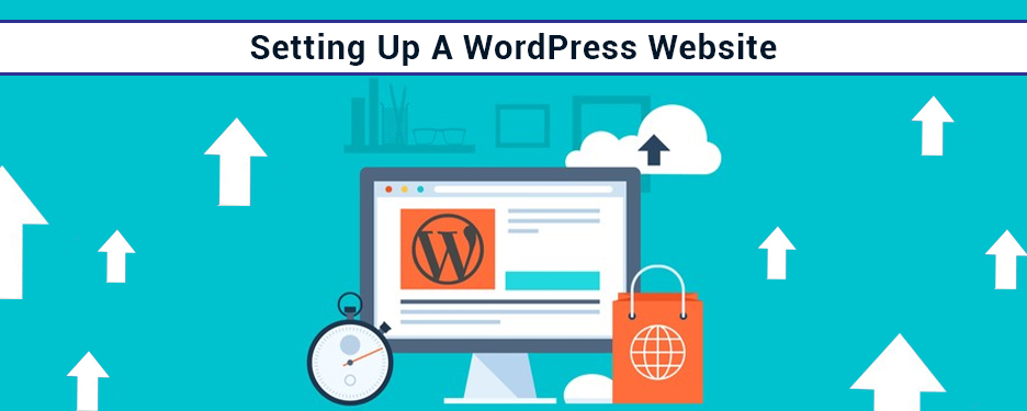 Setting Up A WordPress Website