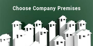 Choose Company Premises