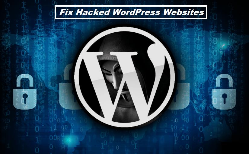 Fix Hacked WordPress Site