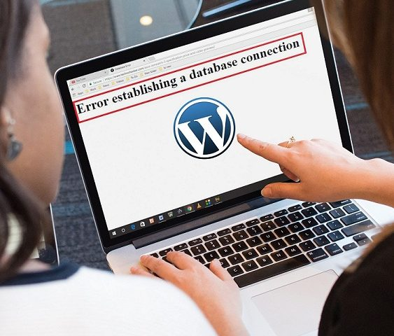 WordPress Error Establishing Database Connection