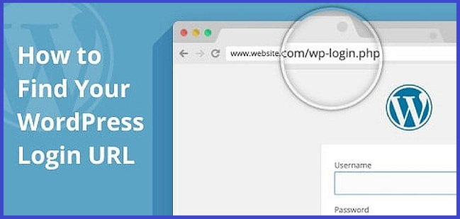 Find WordPress Login url