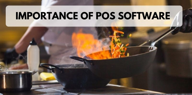IMPORTANCE OF POS Software