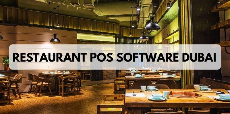 Restaurant POS Software Dubai